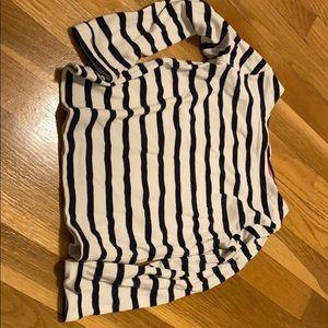 Mini Boden girls 3-4 year shirt